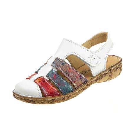 Comfortabel 720109-3 wygodne damskie sandały