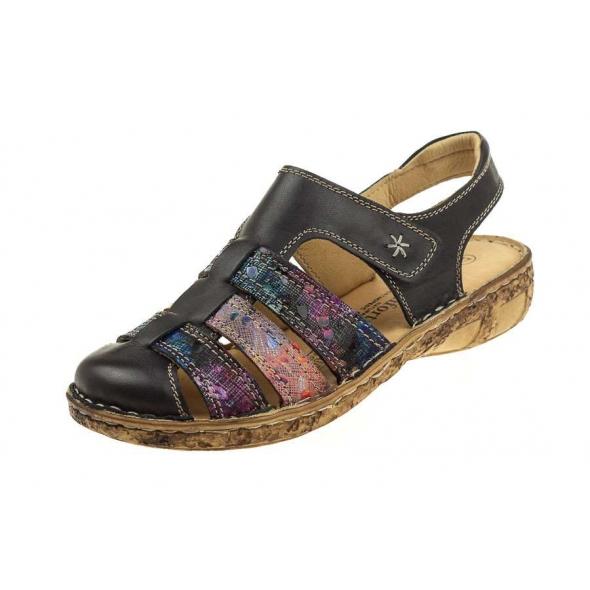 Comfortabel 720109-1 wygodne damskie sandały