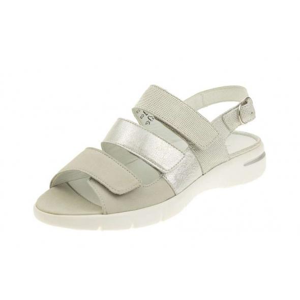 Waldlaufer Kalinda 673003 301 013 wygodne damskie sandały
