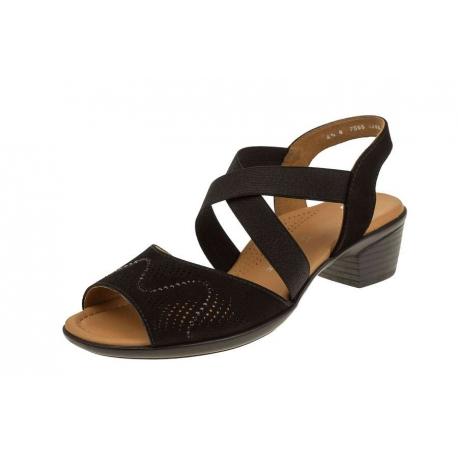 Ara Lugano 12-35764-01 wygodne damskie sandały
