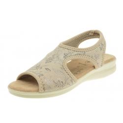 Sanital Flex 8056 wygodne damskie sandały