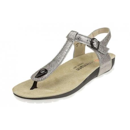 Berkemann Kilia 02116-603 wygodne damskie sandały - japonki