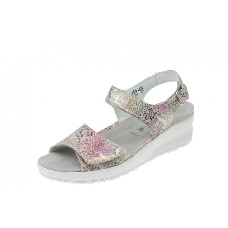 Waldlaufer H-Claudia 702005 164 264 wygodne zdrowotne damskie sandały
