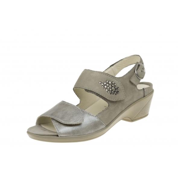 Waldlaufer Kirbie 653013 868 968 wygodne zdrowotne damskie sandały
