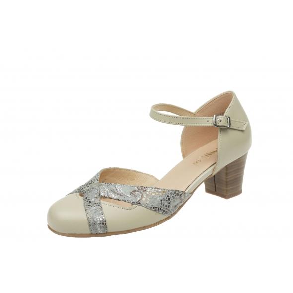 Alpina Anaja K 80N9-3 wygodne damskie sandały