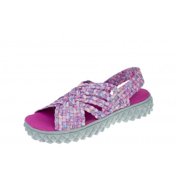 Rock Spring Dakota Pink wygodne damskie sandały