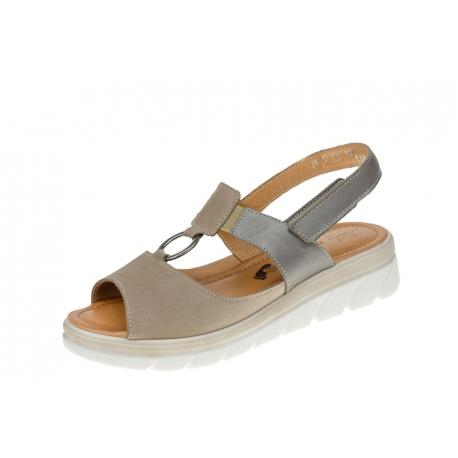 Axel Comfort 2444 wygodne damskie sandały