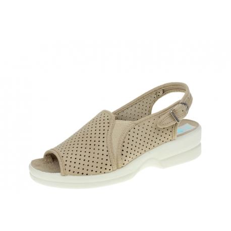 Adanex Bio 16348 wygodne damskie sandały