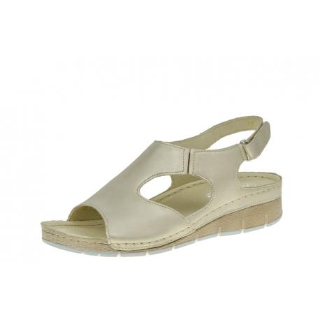 Helios Komfort 259 wygodne damskie sandały