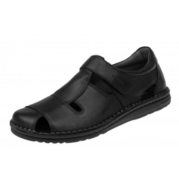 Grunland Lapo SA1515-80 wygodne męskie sandały