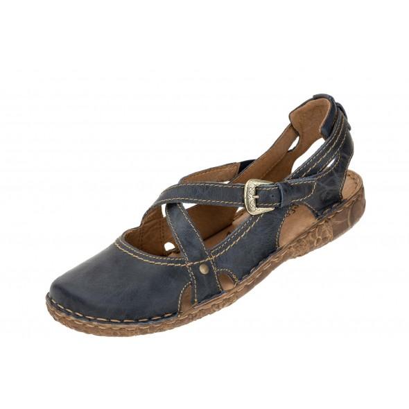 Josef Seibel Rosalie 79513 95 530 wygodne zdrowotne damskie sandały