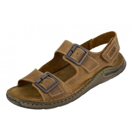 Josef Seibel Maverick 27107 66 350 wygodne męskie sandały