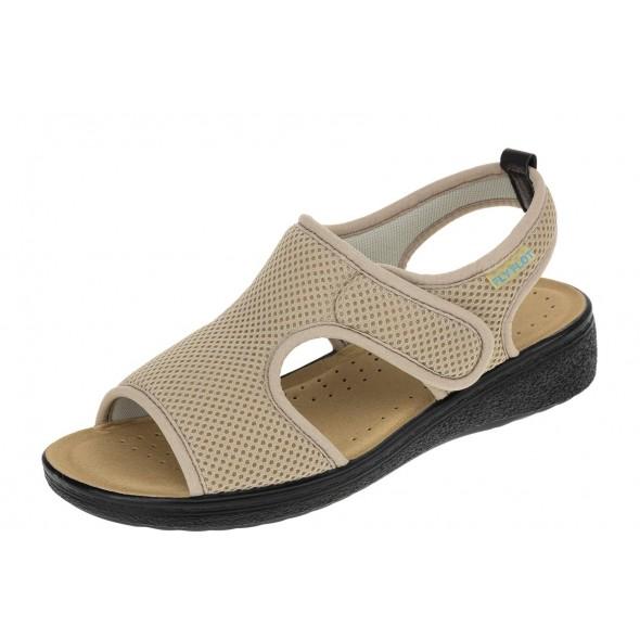 Fly flot 320650 8 wygodne zdrowotne damskie sandały
