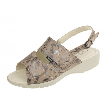 Axel Comfort 2469 wygodne zdrowotne damskie sandały