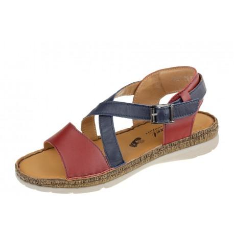 Axel Comfort 2456 wygodne zdrowotne damskie sandały