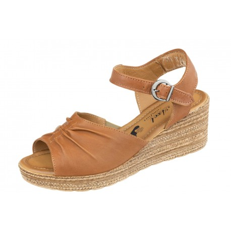 Axel Comfort 2458 wygodne zdrowotne damskie sandały