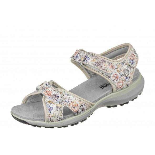 Josef Seibel Westland Olivia 78407 408 000 wygodne zdrowotne damskie sandały