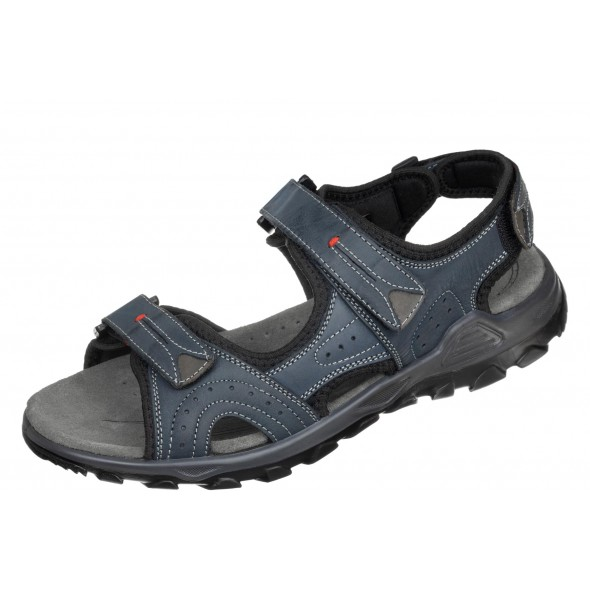 Manitu 610256 wygodne męskie sandały