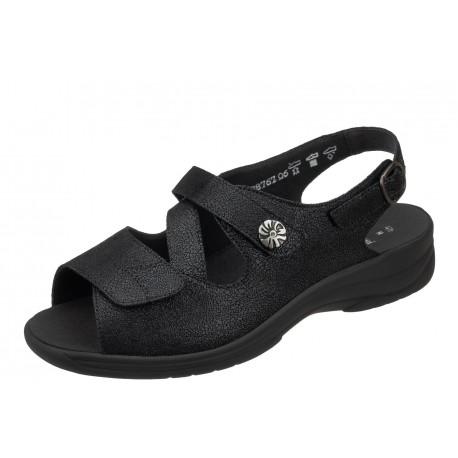 Solidus Moni 74016 00982 wygodne zdrowotne damskie sandały