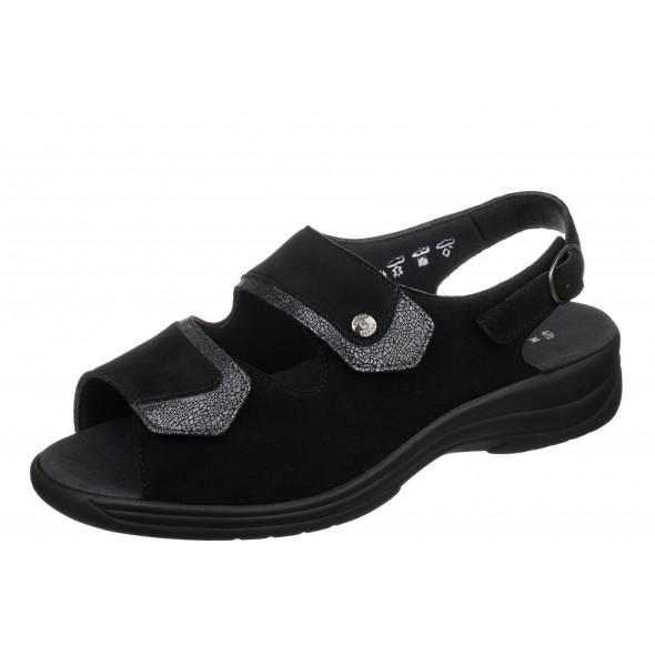 Solidus Moni 74500 01034 wygodne zdrowotne damskie sandały