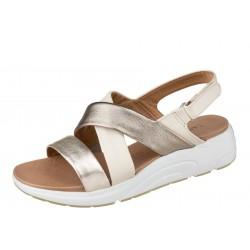 Caprice 9-28304-26 945 wygodne zdrowotne damskie sandały