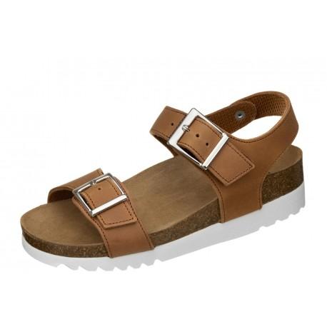 Scholl Filippa Med F29377 1175 wygodne zdrowotne damskie sandały